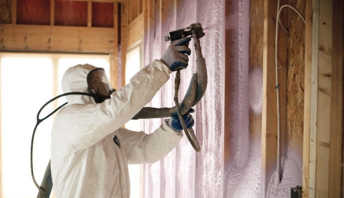 SprayFoam photo Wise Home Building
