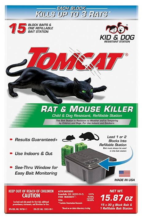 Tomcat Bait Station Wise Home Building 1