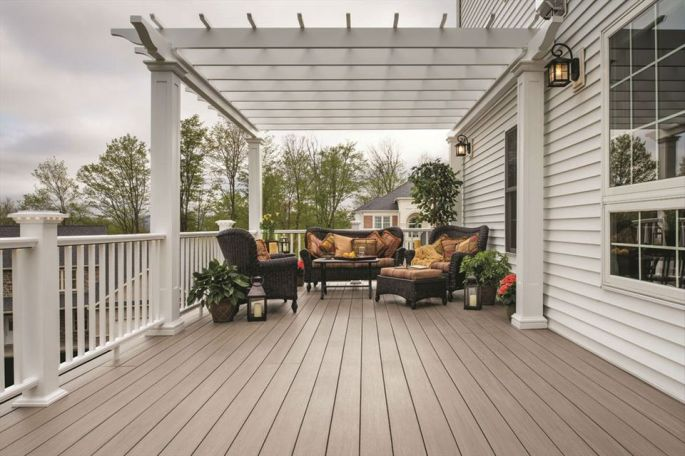 Trex Deck Composite Wise Home Building St Stephensen Roswell website
